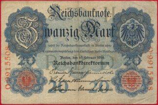 allemagne-20-mark-19-februar-1914-5508