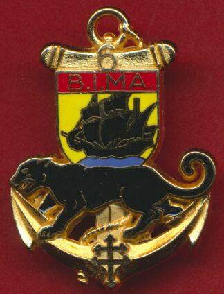insigne-6-bataillon-infanterie-marine