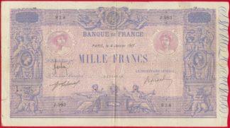 1000-francs-mille-4-janvier-1917