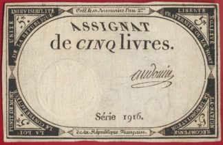 assignat-cinq-livres-10-brumaire-1916-audouin
