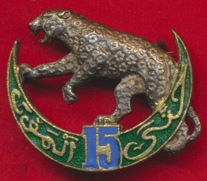 insigne-15-rta-tirailleurs-algerien-1