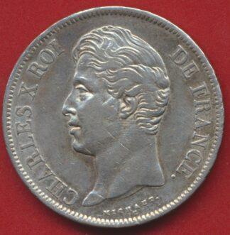 5-francs-charles-x-1830-paris-vs