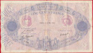 500-francs-bleu-rose-12-mai-1922-7154