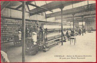 cpa-chemille-atelier-broderies-automates-haute-nouveaute