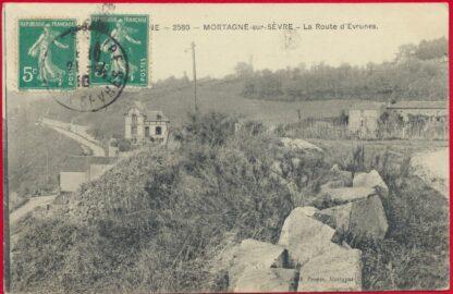 cpa-mortagne-sevre-roue-evrunes-timbre-philippe-viii