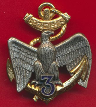 insigne--3-rima-regiment-infanterie-mfarine-bazeilles