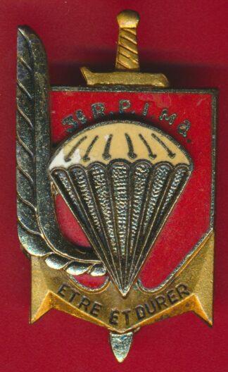 insigne-3-rpima-regiment-parachutiste-infanterie-mfarine