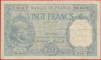 20-francs-bayard-10-5-1918-4919