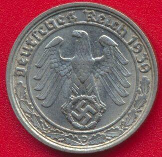 allemagne-50-reichspfennig-1939-d-s