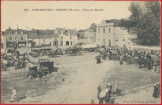cpa-chateauneuf-sarthe-place-marche