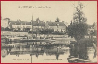cpa-etriche-le-moulin-d-ivray