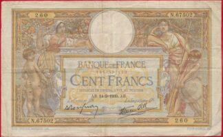 100-francs-merson-14-9-1939-7502