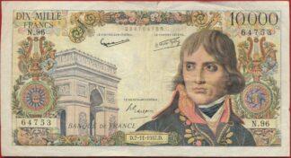 10000-francs-bonaparte-7-11-1957-4753
