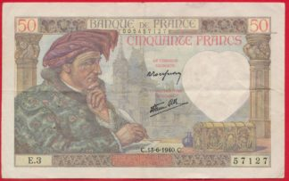 50-francs-jacques-coeur-13-6-1940-7127