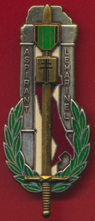 insigne-coetquidan-promotion-eor-aspirant-lemarinel