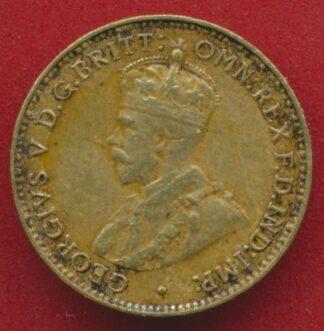 west-africa-british-3-pence-1928-geroge-v