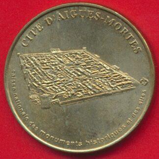 aigues-mortes-remparts-monnaie-paris-1999