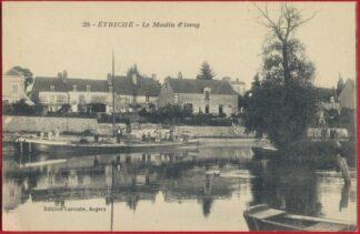 cpa-etriche-moulin-ivray
