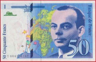 50-francs-saint-exupery-1992-6167-vs