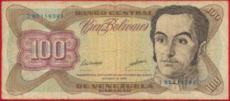 venezuela-100-bolivares-13-10-1998-9391