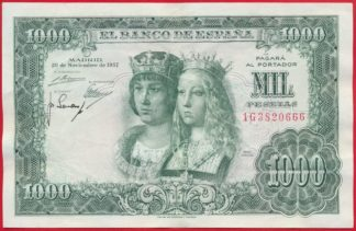 espagne-1000-pesetas-1957-0666