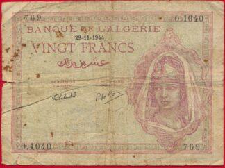 algerie-20-francs-29-11-1944-1040
