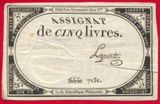 assignat-cinq-livres-5-laporte-7151