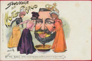 cpa-souvenir-monte-carlo-albert-or-sueur-sommier- monaco