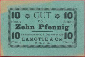 deutschrumbach-lamotte-10-pfennig-1916