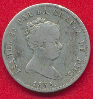 espagne-4-reales-1835-isabel