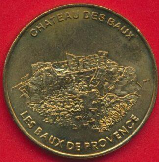 monnaie-paris-baux-provence-1999-chateaux