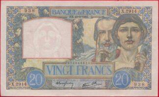 2-francs-travail-science-20-2-1941-6938