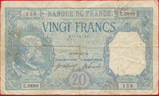 20-francs-bayard-7-8-1917-9138