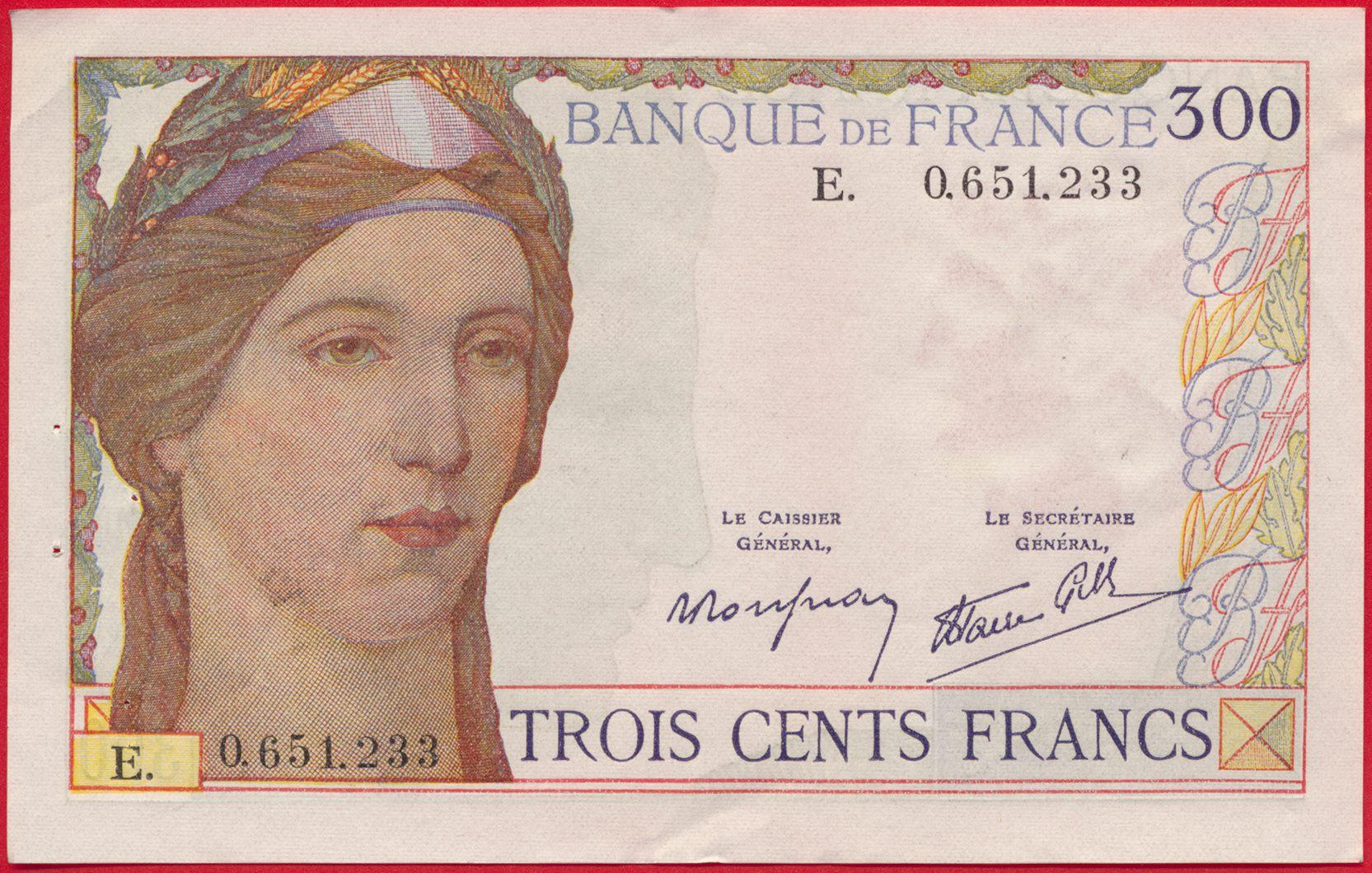 300-francs-type-1938-1233