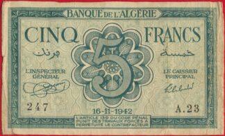 algerie-5-francs-1942-247-vs