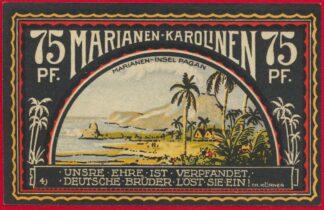 allemagne-colonie-marianen-karolinen-75-aprill-1922