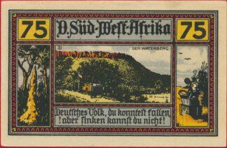 allemagne-colonies-sud-west-afrika-75-apirl-1922