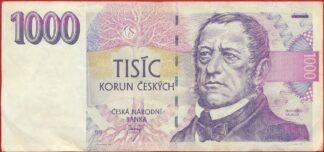 republique-tcheque-1000-korun-1993-3984