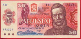 tchecoslovaquie-50-korun-1987-2227