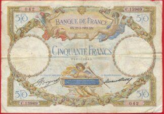 50-francs-merson-27-7-1933-2042