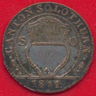 suisse-solothurn-batzen-1811