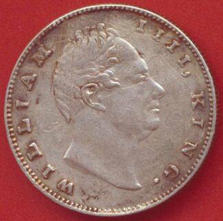 indes-britannique-east-india-compagny-william-iiii-one-rupee-1835
