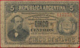 argentine-cinco-centavos-1884
