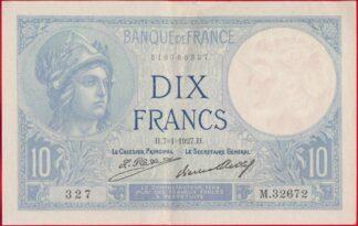 10-francs-minerve-7-1-1927-6327