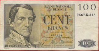 belgique-100-francs-10-02-58-9348