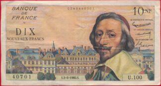 10-nouveaux-francs-nf-richelieu-2-6-1960-0701