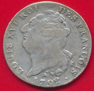 louis-xvi-ecu-six-livres-6-1792-r-orleans